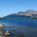 Loch Lomond in the Highlands of Scotland from Wikipedia